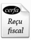 recu fiscal